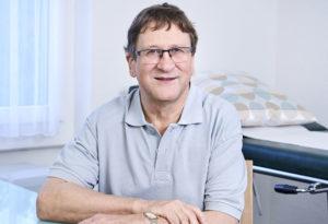 Dr. med. Pius Müller Arzt Praxis Sempach Portraitbild
